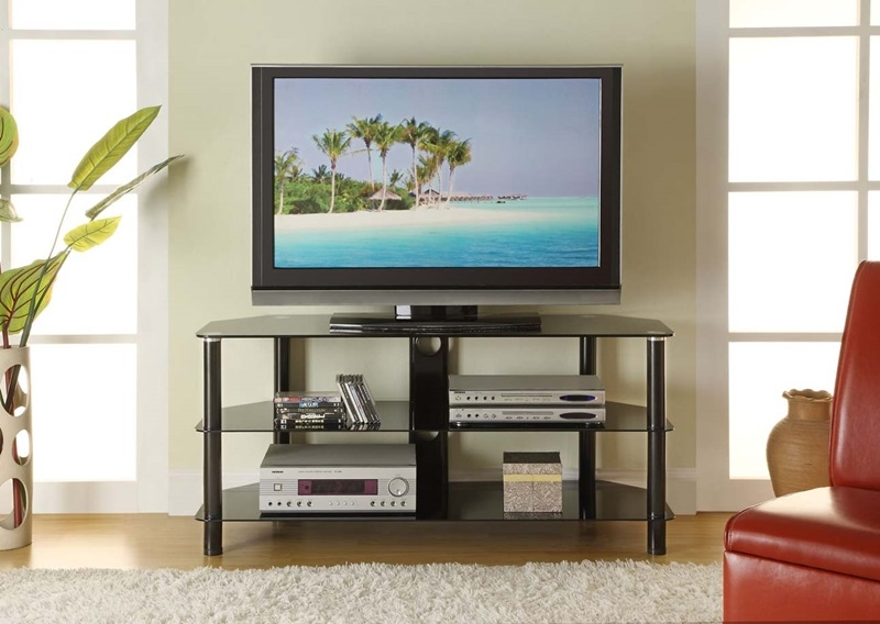 Stunning Wellliked Cheap Corner TV Stands For Flat Screen Within Tv Stands Brandnew Tv Stands For 55 Inch Flat Screens Collection (Image 42 of 50)