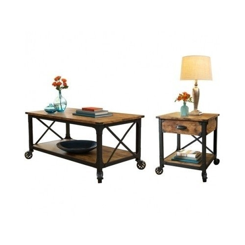 Stunning Wellliked Country Coffee Tables Regarding Amazon Rustic Furniture This Rustic Pine Antiqued Furniture (Image 45 of 50)