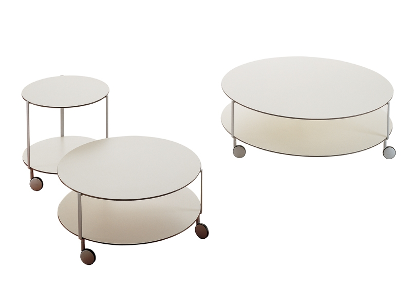 Stunning Wellliked Glass Coffee Tables With Casters Intended For Coffee Table On Casters (Image 47 of 50)
