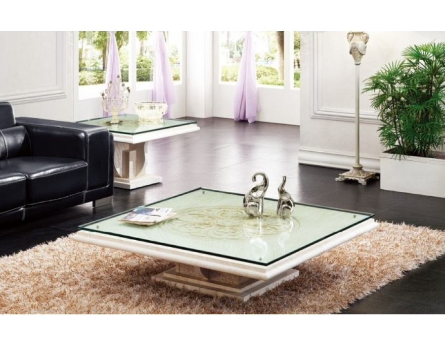 Stunning Wellliked Large Square Glass Coffee Tables In Coffee Table Formidable Large Square Coffee Table Large Square (Image 47 of 50)