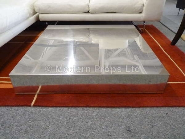 Stunning Wellliked Large Square Low Coffee Tables With Regard To Modern Props (Image 47 of 50)