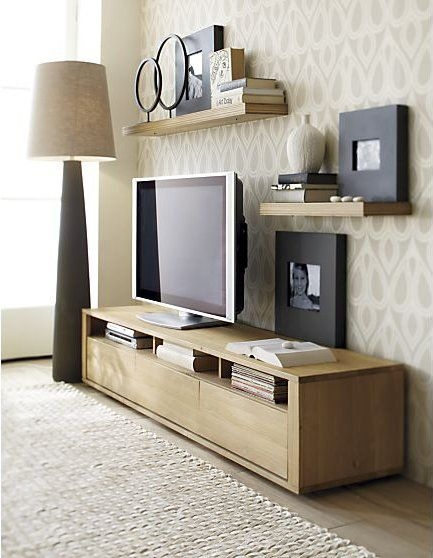 Stunning Wellliked Modern Low Profile TV Stands Pertaining To Best 25 Tv Stands Ideas On Pinterest Diy Tv Stand (View 47 of 50)