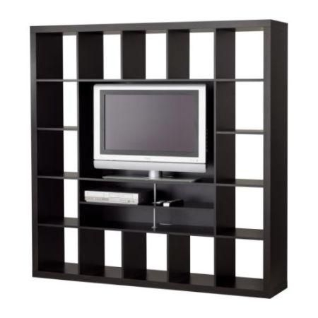 Stunning Widely Used Bookshelf And TV Stands Regarding Tv Stands Outstanding Modern Bookcase Stand Combo Photo Within (Image 44 of 50)