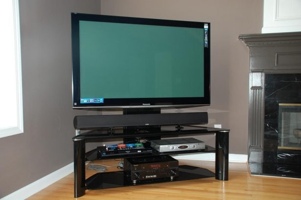 Stunning Widely Used Triangle TV Stands Throughout Tv Stands Brandnew Wall Tv Stands Up To 60 Inches Ideas 60 Inches (Image 44 of 50)
