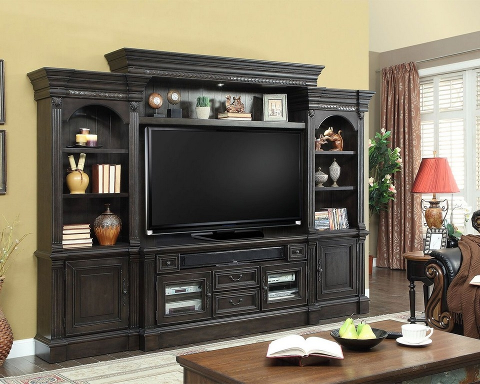 Stunning Widely Used TV Stands Bookshelf Combo For Tv Stands With Bookshelves (Image 41 of 50)