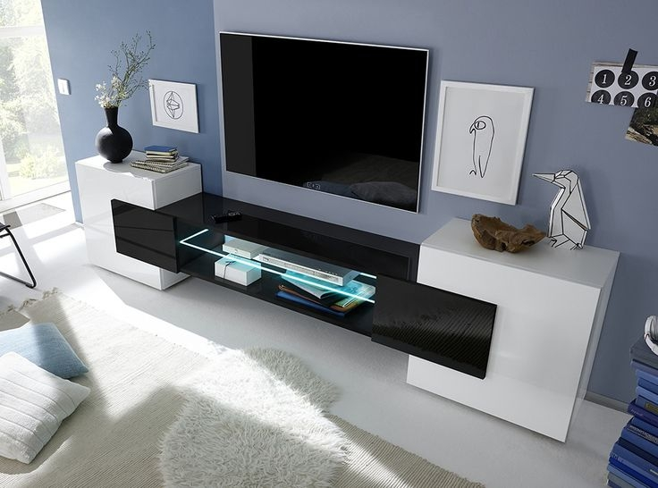 Stunning Widely Used Ultra Modern TV Stands Pertaining To Best 25 Modern Tv Stands Ideas On Pinterest Wall Tv Stand Lcd (Image 43 of 50)