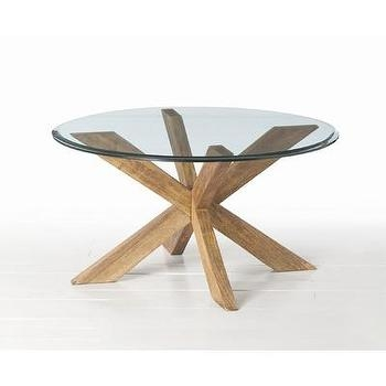 Stunning Widely Used Wayfair Coffee Tables Inside Kingston Driftwood Oval Coffee Table (Image 37 of 40)