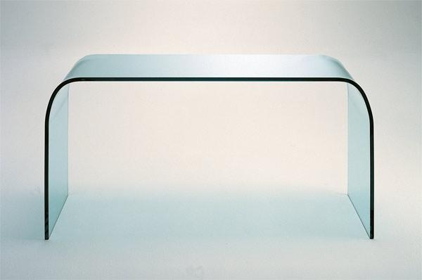 Style Your Modern Homes With Sleek Glass Coffee Table | Home Intended For Curved Glass Dining Tables (Image 19 of 20)