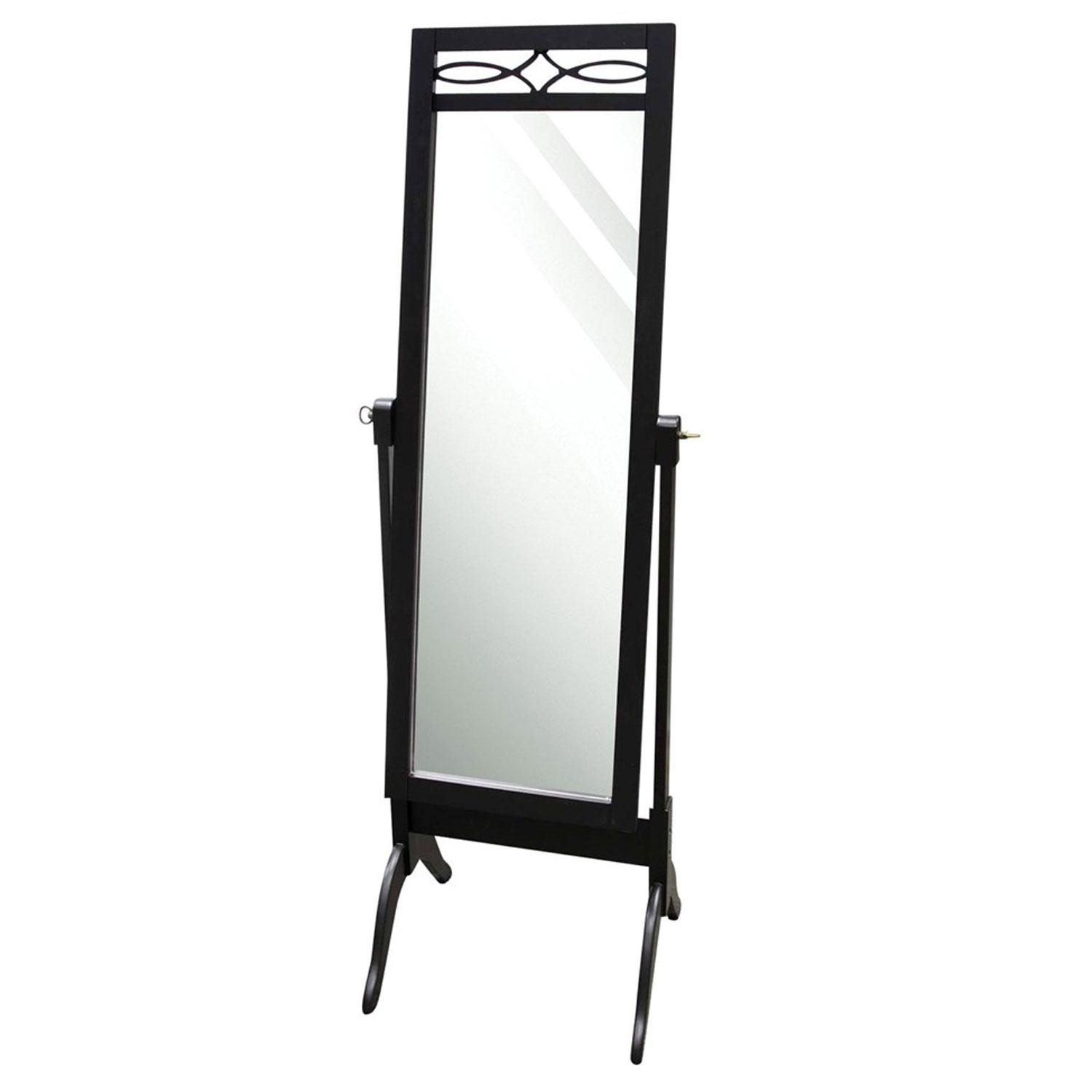 Stylecraft Mi12155 Cheval Mirror | Hope Home Furnishings And Flooring In Cheval Mirror (Photo 8 of 20)