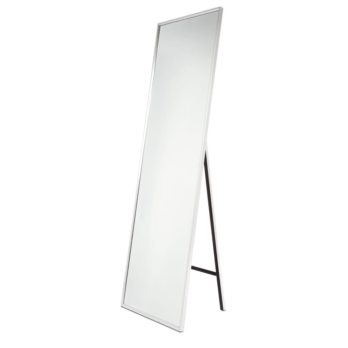Styles: Kmart Mirrors | Free Standing Mirrors | White Full Length Throughout Modern Free Standing Mirror (Image 19 of 20)