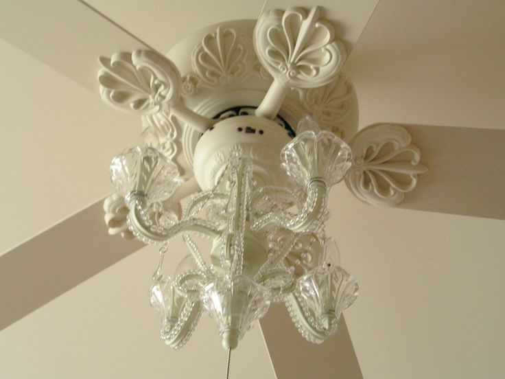 Stylish Ceiling Fan Chandelier All Home Decorations With Chandelier Light Fixture For Ceiling Fan (Image 25 of 25)