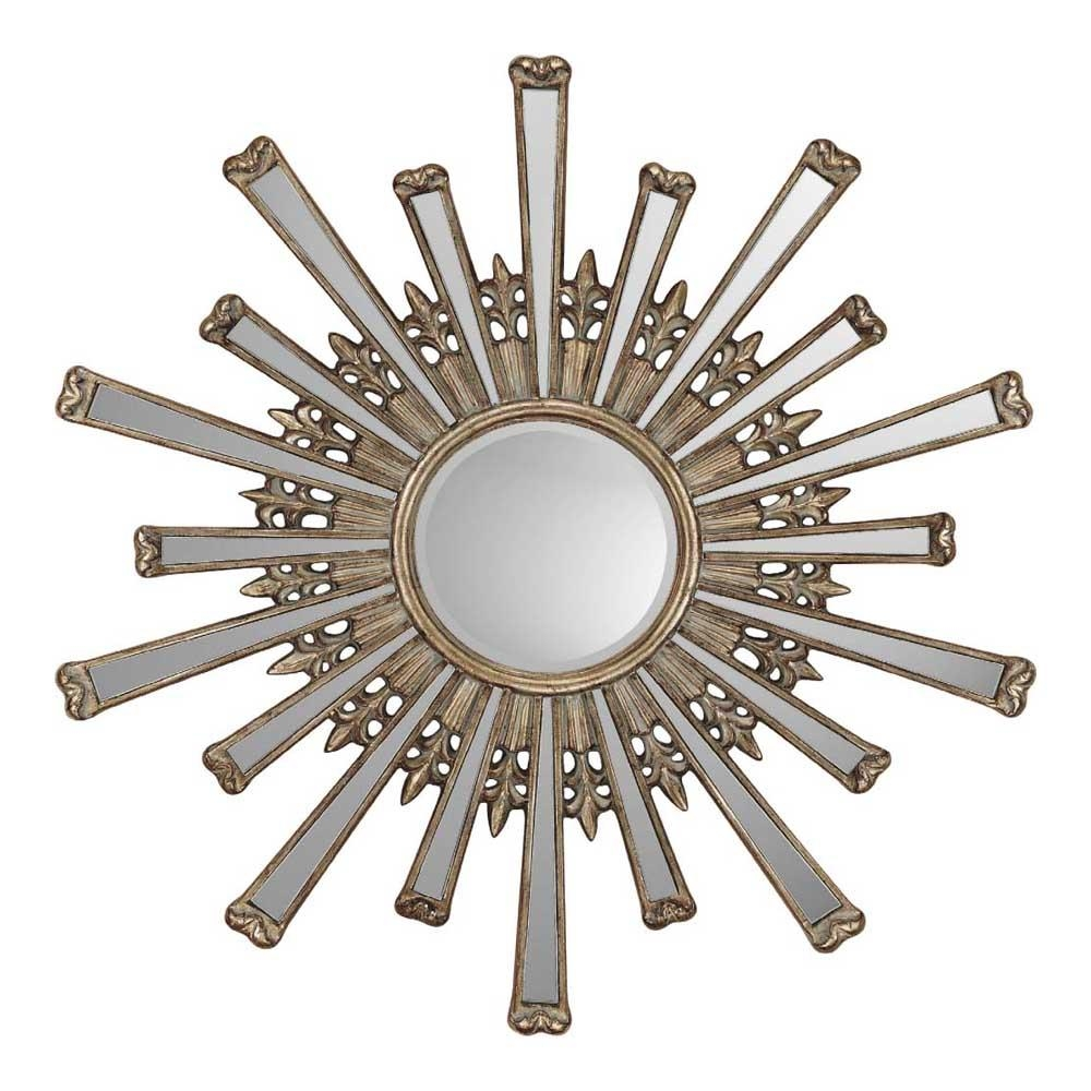 Sunburst Mirror Rays In Home — Jen & Joes Design For Bronze Starburst Mirror (Image 20 of 21)