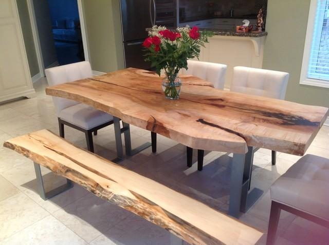 Super Ideas Tree Dining Table | All Dining Room With Regard To Tree Dining Tables (Image 18 of 20)