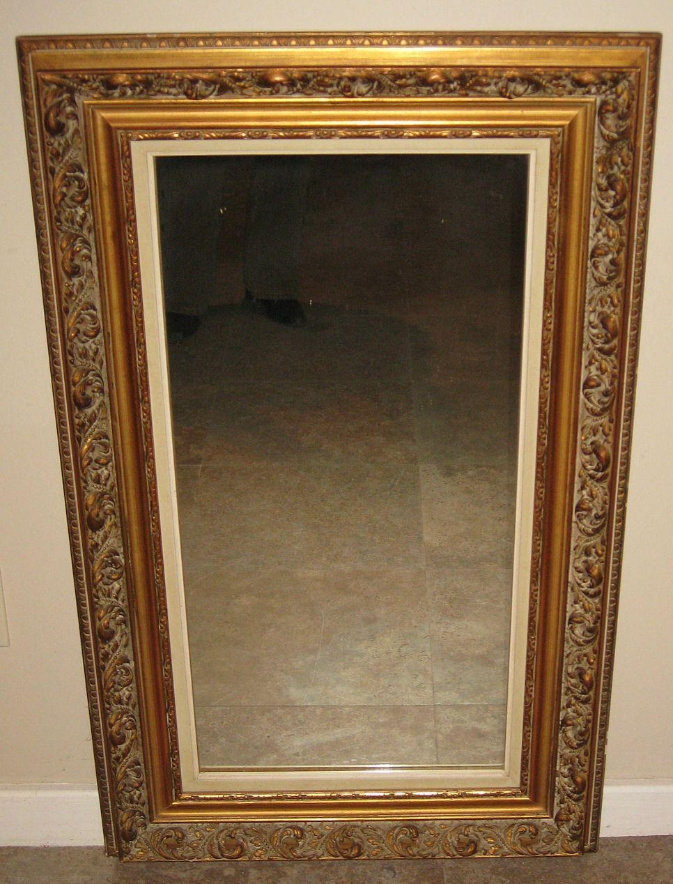 Superb Parcel Gilt Wood Framed Mirror From Dynastycollections On In Gilt Edged Mirror (Image 19 of 20)