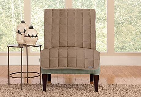 Sure Fit – Category Pertaining To Armless Slipcovers (Image 16 of 20)