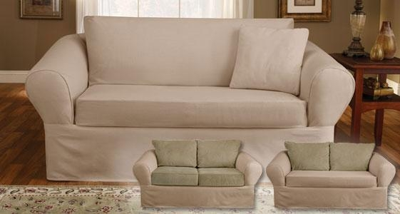 Featured Image of Loveseat Slipcovers 3 Pieces