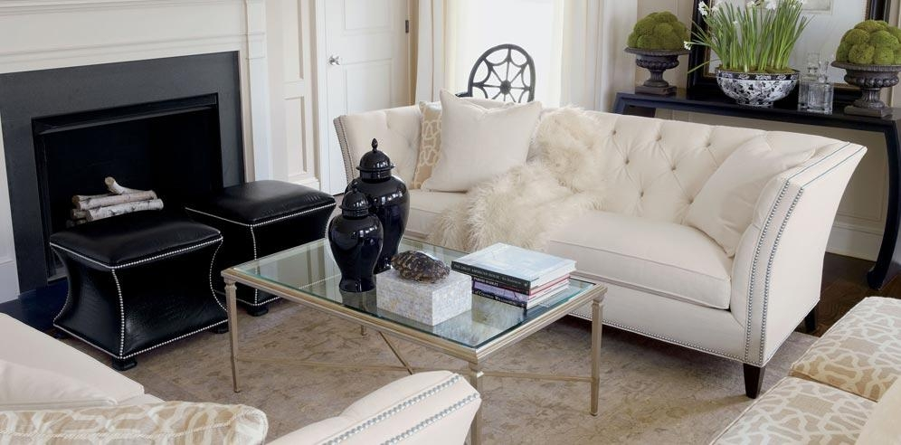 Surprising Furniture For Living Room Design – Living Room For Allen White Sofas (Image 19 of 20)