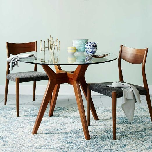 Surprising Retro Glass Dining Table And Chairs 36 For Your Old Throughout Retro Glass Dining Tables And Chairs (Image 12 of 20)
