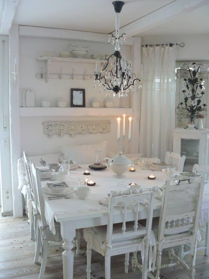 Surprising Shabby Chic Cream Dining Table And Chairs 25 For Dining Intended For Shabby Chic Cream Dining Tables And Chairs (Image 20 of 20)
