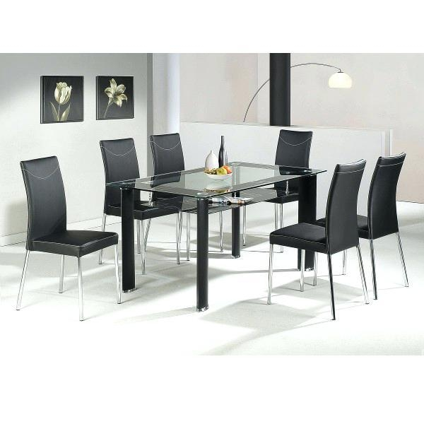Table And 6 Chairs – Thelt (Image 20 of 20)
