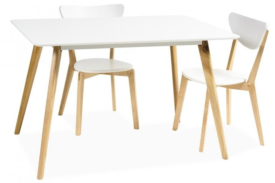 Table Danish Dining Chairs – White Dining Table Chairs On Dining Intended For Danish Dining Tables (View 8 of 20)