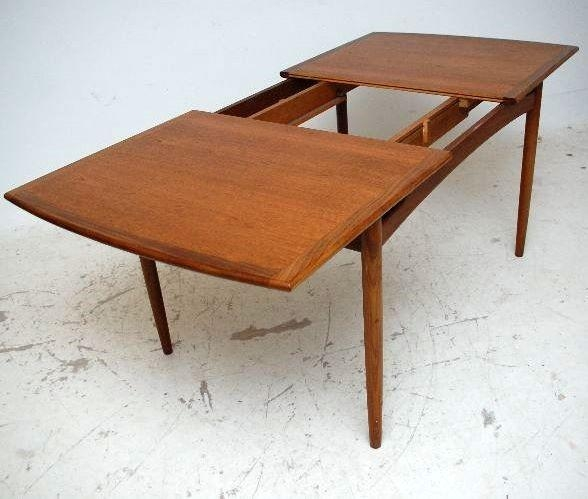 Table G Plan Dining Tables | Talkfremont Regarding Retro Extending Dining Tables (View 15 of 20)