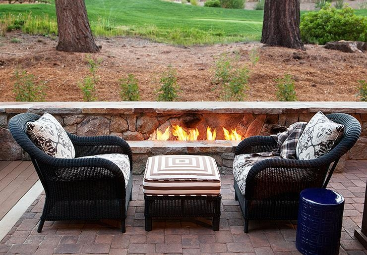 Tan Wicker Patio Chairs Design Ideas For Black Wicker Sofas (Image 15 of 20)