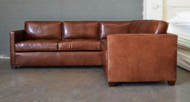 Testimonial From Jason: Arizona Mini L Sectional Sofa – Brompton With Brompton Leather Sectional Sofas (Image 17 of 20)
