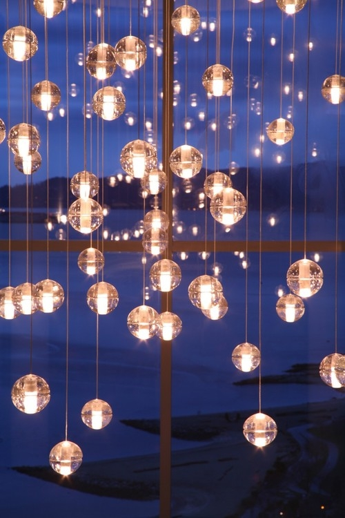 The 14 Series Chandeliers Omer Arbel For Bocci Style Estate Within Hanging Candle Chandeliers (Image 22 of 25)