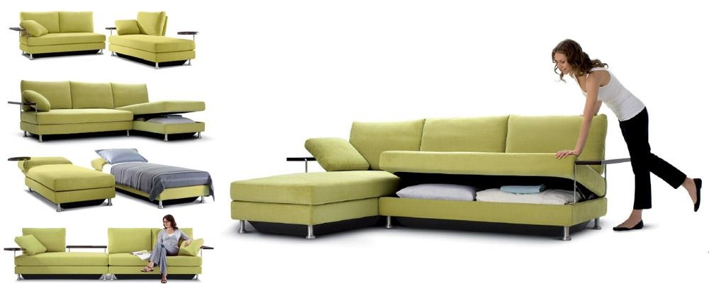 The Attractive Sofa With Storage Underneath Home Prepare Within Sofa Beds With Storage Underneath (Image 17 of 20)