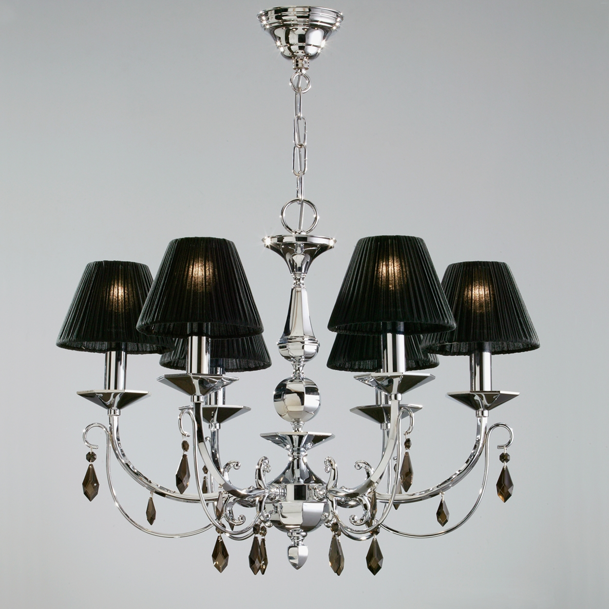 Featured Image of Chandeliers With Lamp Shades