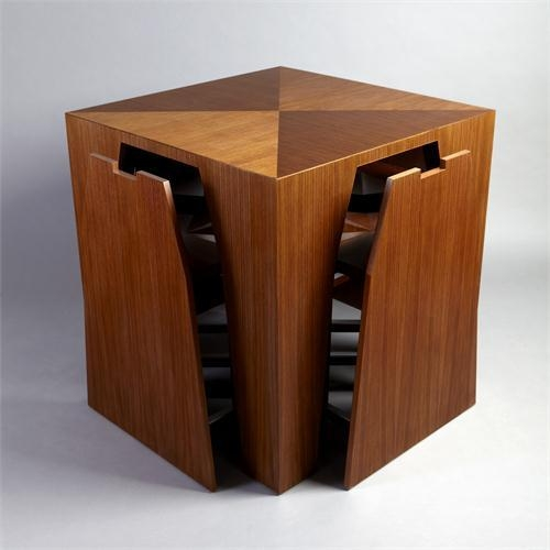 The Cube From Kochman Reidt + Haigh Cabinetmakers Pertaining To Cube Dining Tables (Image 19 of 20)