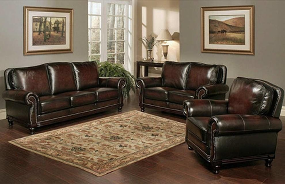 This Item Metro Shop Abbyson Living Richfield Premium Top Grain With Abbyson Sofas (View 9 of 20)