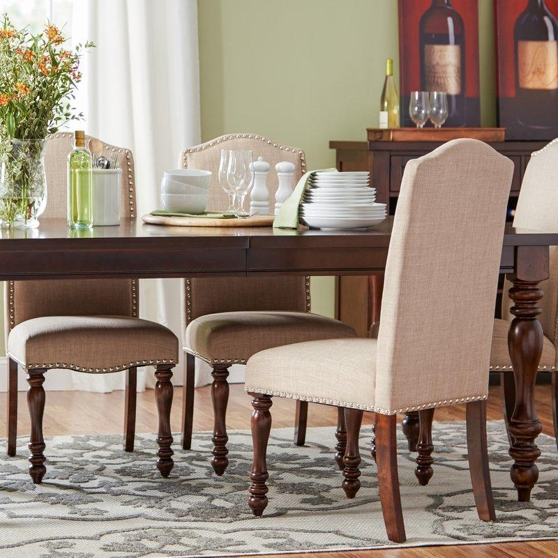 Three Posts Lanesboro Extendable Dining Table & Reviews | Wayfair Inside Extendable Dining Tables (View 14 of 20)