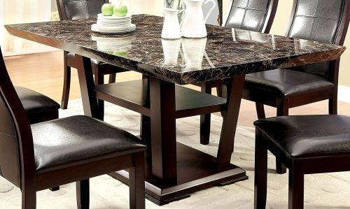 Tips In Choosing The Right Solid Marble Dining Table With Regard To Solid Marble Dining Tables (View 12 of 20)