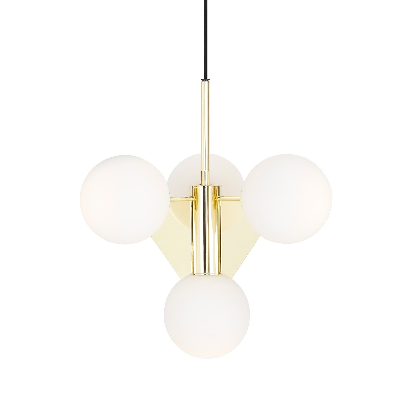 Tom Dixon Plane Short Chandelier Inside Short Chandelier Lights (Image 23 of 25)