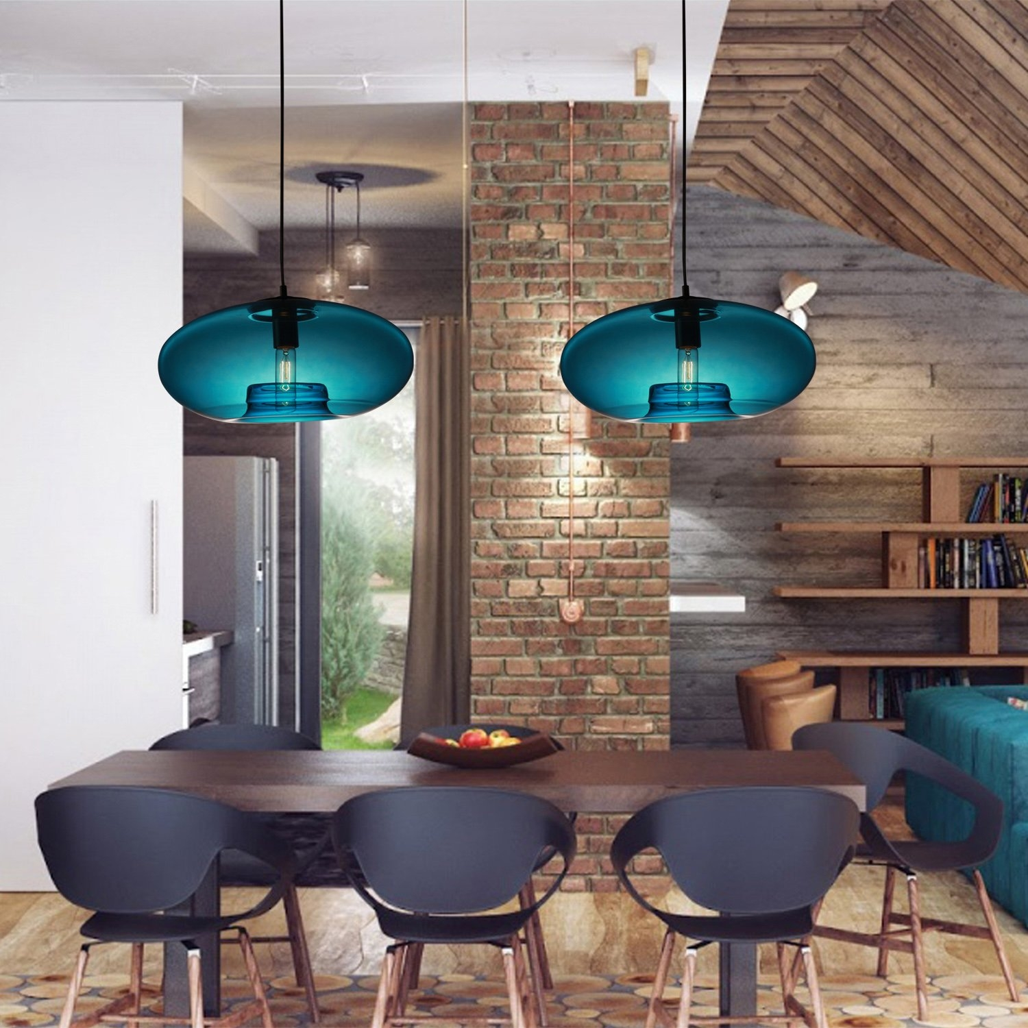 Top 20 Pendant Luxury Lighting Regarding Turquoise Chandelier Lights (View 20 of 25)