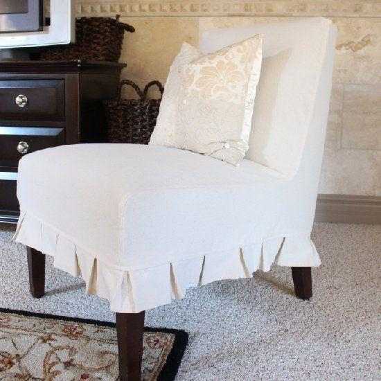 Top 25+ Best Armless Chair Ideas On Pinterest | White Chairs Within Armless Slipcovers (Image 20 of 20)