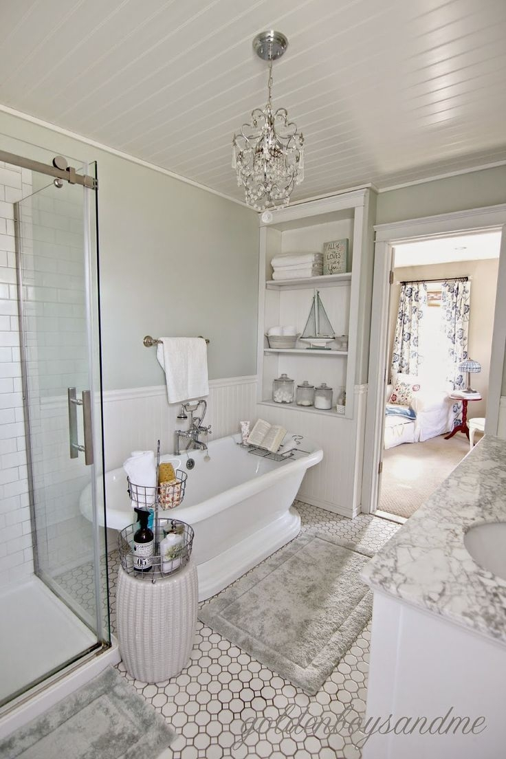 Top 25 Best Bathroom Chandelier Ideas On Pinterest Master Bath With Regard To Bathroom Chandelier Lighting (Image 24 of 25)