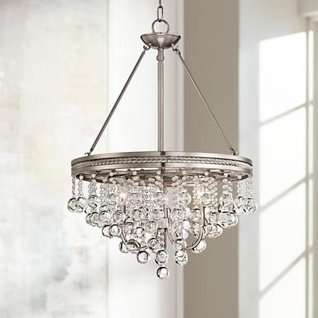 Top 25 Best Bathroom Chandelier Ideas On Pinterest Master Bath Within Crystal Chandelier Bathroom Lighting (Image 25 of 25)