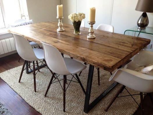 Top 25+ Best Dining Tables Ideas On Pinterest | Dining Room Table Inside Dark Wooden Dining Tables (Image 20 of 20)