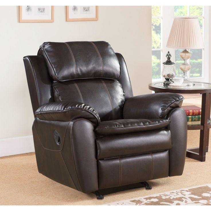 Top 25+ Best Rocker Recliner Chair Ideas On Pinterest | Oversized Intended For Abbyson Recliners (Image 20 of 20)