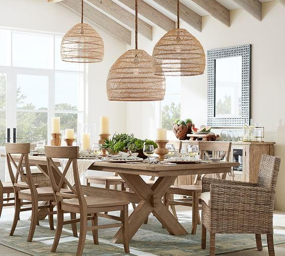 Toscana Buffet | Pottery Barn Throughout Toscana Dining Tables (Image 7 of 20)