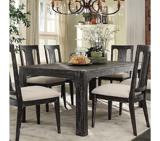 Town & Country Furniture Serving Asheville, Nc Offers Name Brands Regarding Bellagio Dining Tables (Image 20 of 20)
