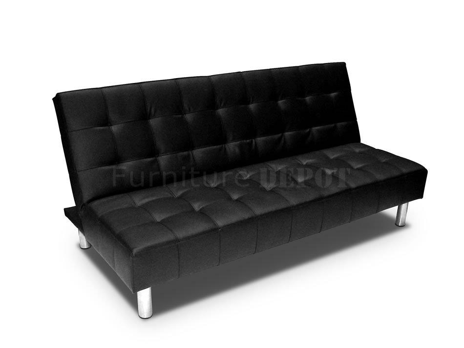 Traditional Sleeper Sofasadorable Leather Sleeper Sofa – Home For Black Leather Convertible Sofas (Image 18 of 20)