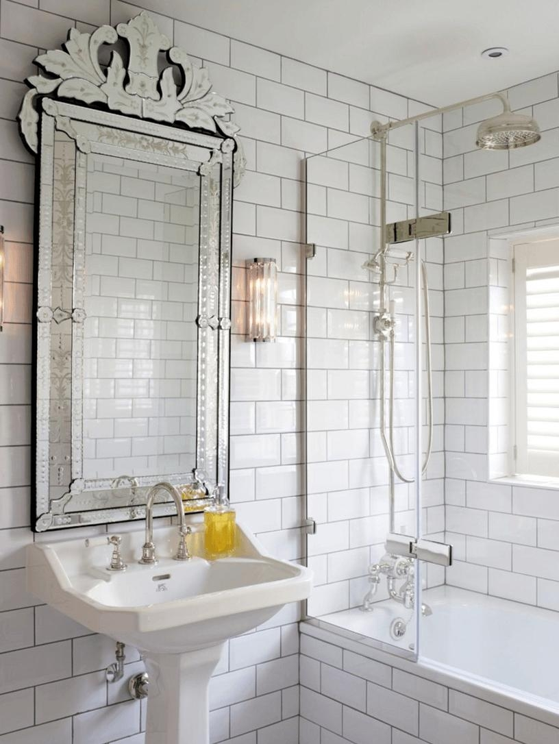 Tremendous Old Fashioned Bathroom Mirrors Buy John Lewis Vintage Throughout Bathroom Mirrors Vintage (Image 13 of 20)