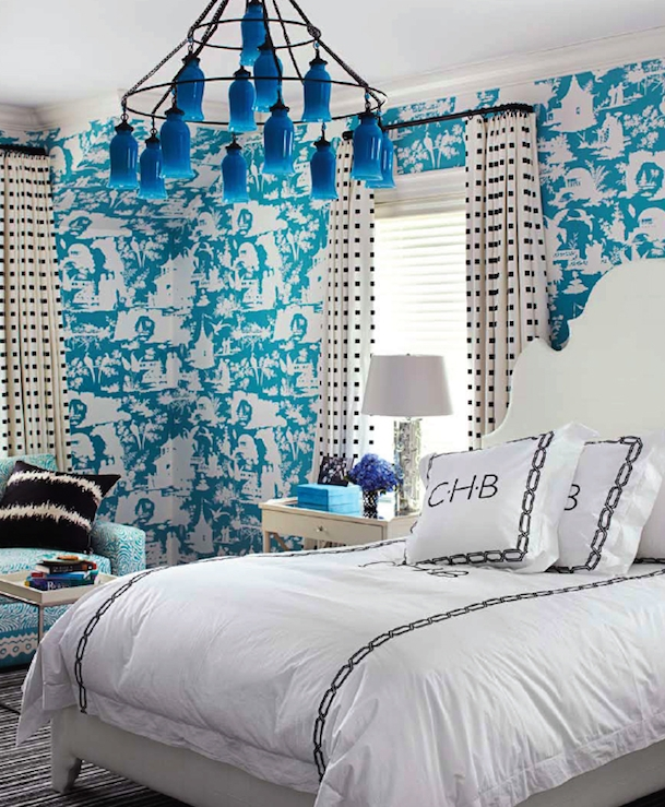 Turquoise Blue Chandelier Design Ideas With Turquoise Bedroom Chandeliers (Image 25 of 25)