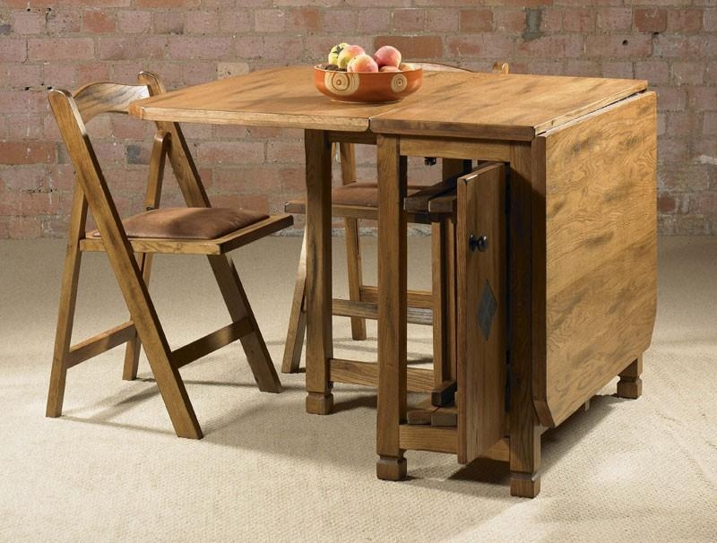 Unique Design Drop Leaf Dining Table Crafty Ideas The 15 Best With Regard To Drop Leaf Extendable Dining Tables (Image 20 of 20)