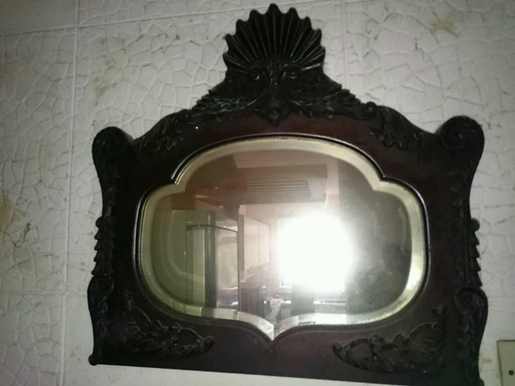 Unique Vintage Retro Gothic Style Mirror | In Cheadle, Manchester Pertaining To Gothic Style Mirror (Photo 18 of 20)