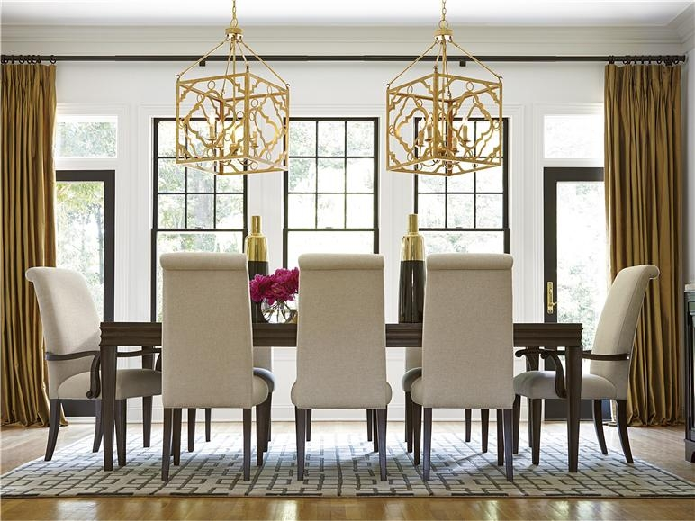 Universal Furniture | California | California Dining Table Regarding Universal Dining Tables (Image 9 of 20)